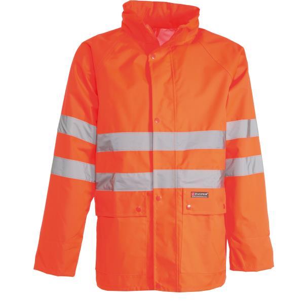 Abbigliamento E Accessori Impermeabile Alta Visibilità Emergenza Sanitaria