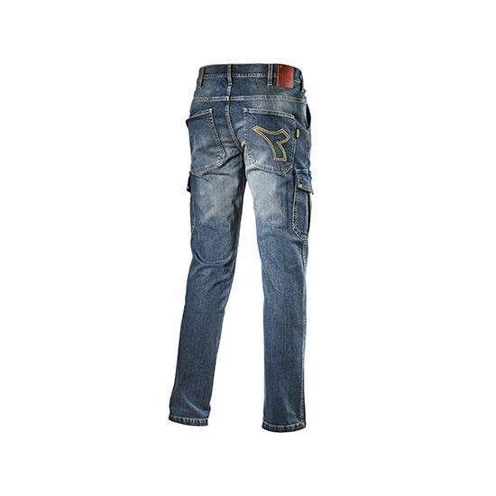 407ffdd6daaa30 Jeans da lavoro Diadora Utility Cargo Denim