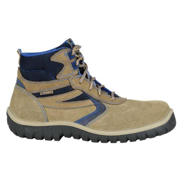 9025baf43bb Safety shoes HARBOUR BEIGE S1P SRC