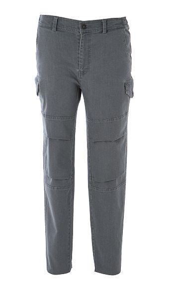 Pantalone jeans elasticizzato multitasche Tucson