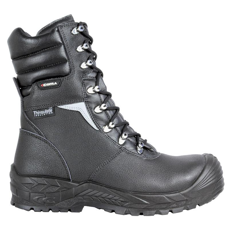 2f8b97af6af Safety shoes BRAGI S3 CI HRO SRC