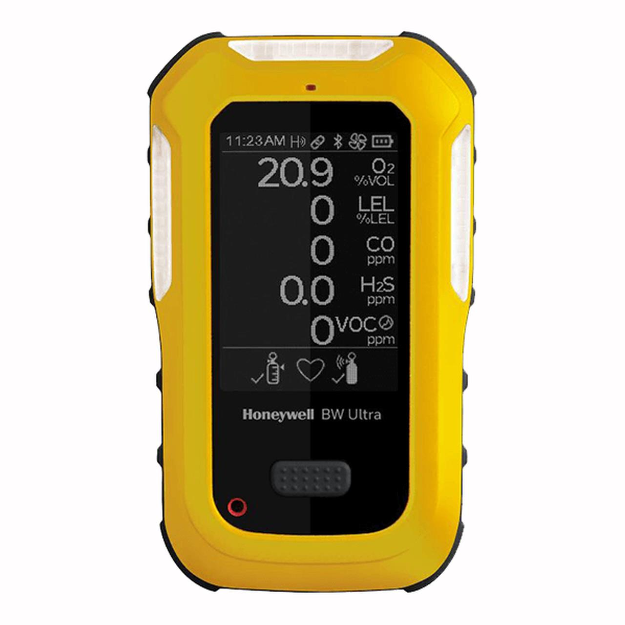 Honeywell BW Ultra 5 (CO2 IR LEL O2